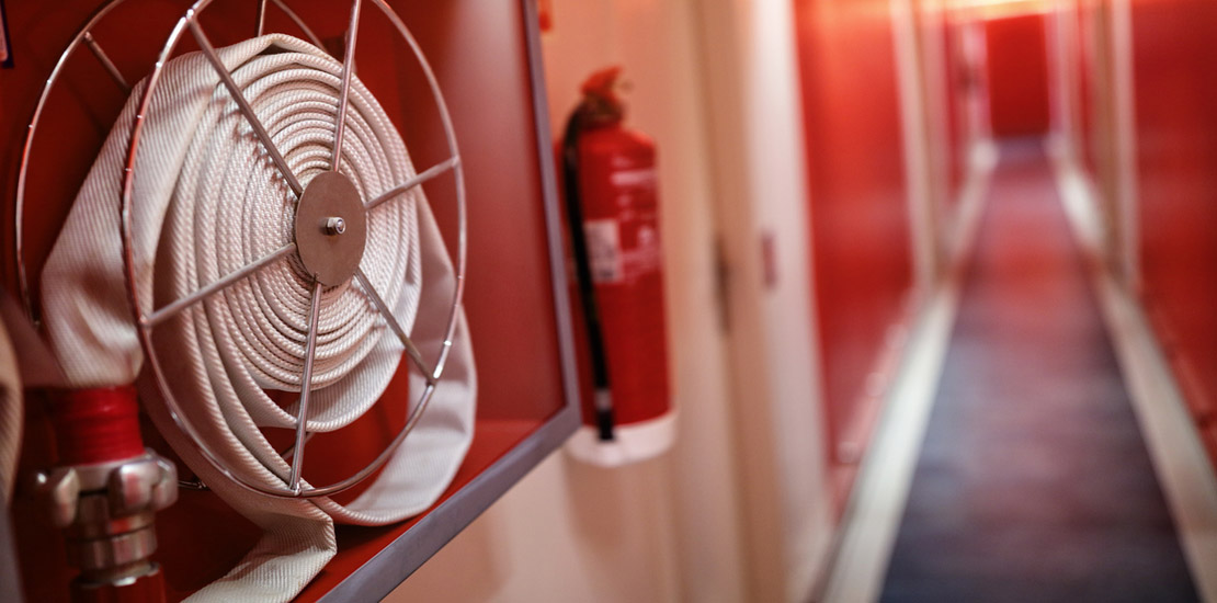 FIRE FIGHTING FIRE ALARM SYSTEM